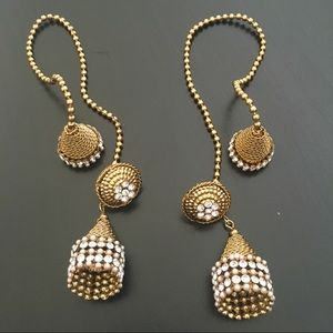 Jewelry - Bollywood Style Back Drops